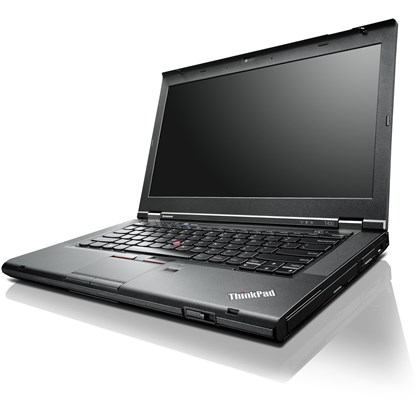 מחשב נייד מוחדש לנובו Lenovo ThinkPad T430 Intel Core i5-3320m 3.30Ghz 14.1''  4GB RAM 320GB Win7 Pro