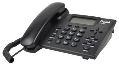 טלפון דילינק D-Link DPH-150S VOIP SIP Phone, noise cancellation, LCD display, memory function keys, QOS