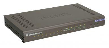 נתב D-Link DVG-5008SG Voip Station Gateway 4xLan Wanx1 FXSx8