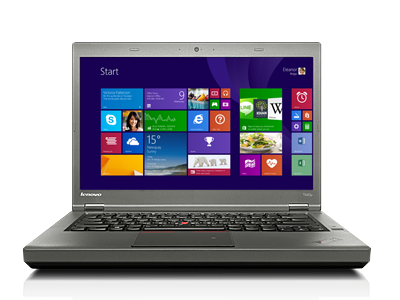 מחשב נייד מחודש לנובו Lenovo ThinkPad T440 Intel® Core™ i5-4300U 2.90Ghz 14'' HD 4GB RAM 500GB HDD Win10 Pro