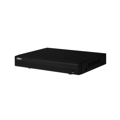 מערכת הקלטה עצמאית ל-4 מצלמות Dahua NVR NVR4104H-P (Mini 1U) 1080P Real Time 1TB HDD POE 5MP 4Port Standalone HDMI