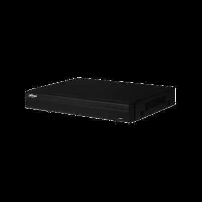מערכת הקלטה עצמאית ל-8 מצלמות Dahua NVR NVR4108H (Mini 1U) 1080P Real Time 1TB HDD 5MP 8Port Standalone HDMI