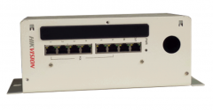 מתג רשת עבור אינטרקום 8 ערוצים Hikviosion DS-KAD606 6POE