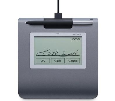 לוח לחתימה דיגיטלית וואקום Wacom STU-430 LCD Signature Tablet