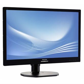 מסך מחשב דק רחב פיליפס Philips 221S6LCB 21.5'' Full HD 1:1000 5ms VGA,DVI