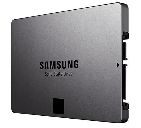 """דיסק קשיח פלאש סמסונג Samsung 850 EVO MZ-75E4T0BW 4TB 2.5"""" SATAIII 7mm 540/520 MB/s Retail"""