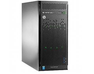 שרת HP ML10 Gen9 Tower Intel® Xeon® Processor E5-1225 V5 3.3Ghz 16GB RAM 2X1TB Free Dos