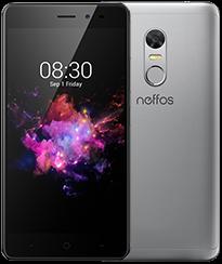 טלפון סלולרי Neffos X1 Lite 4*Cortex-A53 1.5GHz + 4*Cortex-A53 1.0GHz 5'' HD 2GB RAM 16GB ROM Android 7.0