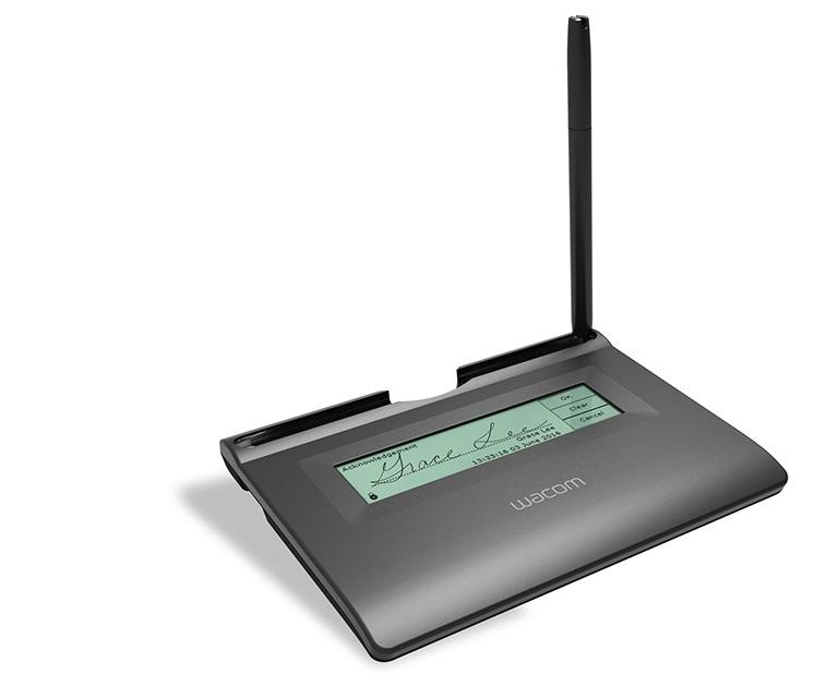 לוח לחתימה דיגיטלית וואקום Wacom Signature Set STU-300B & Sign Pro PDF 3