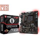 לוח אם אסרוק ASRock A320M-HDV AMD AM4 AMD A320 DDR4
