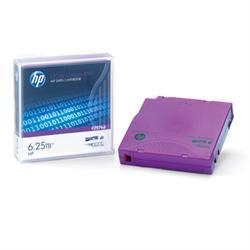 קלטת גיבוי לטיפ HP LTO-6 Ultrium 6.25TB MP RW Data Cartridge