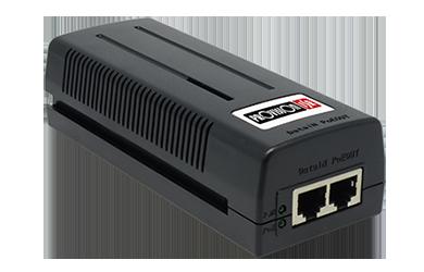 אינג'קטור מזרק מתח Provision PoEI-0130 1 Ch 30W PoE Ethernet Injector