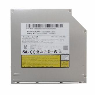 צורב פנימי למחשב נייד Panasonic UJ-8A7 DVDRW X8 9.5mm Slim Slot