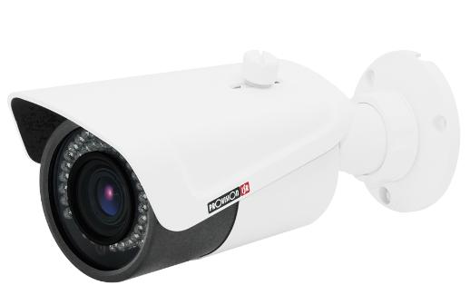 מצלמת אבטחה פרוויז'ן IP רשת יום ולילה אינפרא Provision CMOS I3-380IPVF (1280x960P) 1.3MegaPixel 2.8-12mm 30M PoE Real Time IP Camera