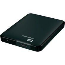 כונן קשיח חיצוני 2.5'' Western Digital Elements WDBUZG7500ABK-WESN 750GB HDD External Hard Drive USB 3.0