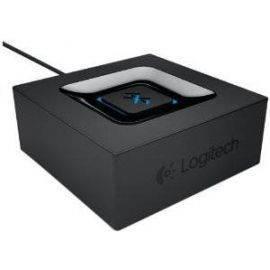 מתאם אלחוטי בלוט'וט לחיבור סמארטפון או טאבלט לרסיבר bluetooth אלחוטי לרמקולים Logitech Bluetooth Audio Receiver Wireless streaming