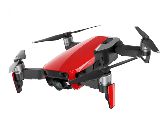 רחפן אדום DJI MAVIC AIR COMBO Red