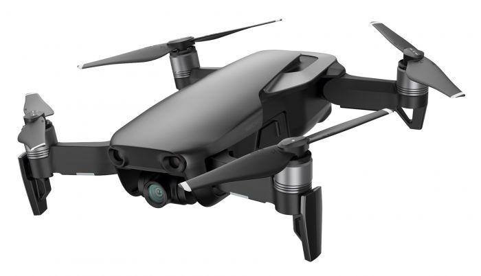 רחפן שחור DJI MAVIC AIR COMBO Black