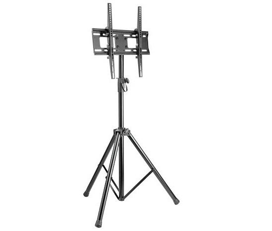 מעמד חצובה לטלוויזיה כולל צידוד למסכים עד 65 אינצ' אודיו ליין Audio Line FS48-44T VESA 400X400
