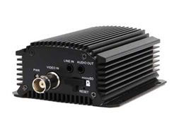 דוחס 4 ערוצים מצלמה לפורמט Hikvision DS-6704HWI