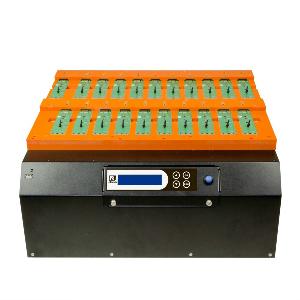 מערכת לשכפול 20 דיסקים קשיחים מבוססי U-Reach PE2100