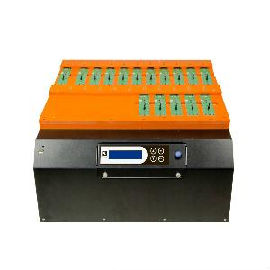 מערכת לשכפול 15 דיסקים קשיחים מבוססי U-Reach PE1600
