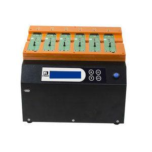 מערכת לשכפול 5 דיסקים קשיחים מבוססי U-Reach PE600