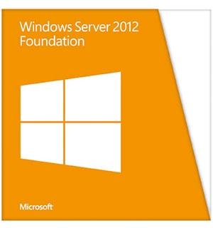 מערכת הפעלה לשרתים מיקרוספט Microsoft Windows 2012 R2 Foundation ROK