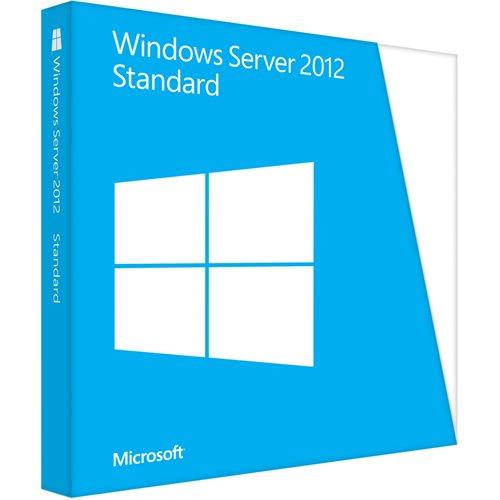 מערכת הפעלה לשרתים מיקרוספט MS WS 2012 R2 Standard HP ROK Eng Lic