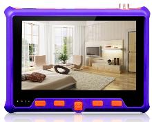 מוניטור מסך טכנאים פרוויז'ן בדיקה וכיוון מצלמות אנלוגיות Provision TM-54in1-5 HD Analog 5'' TFT LCD BNC, VGA, HDMI Monitor
