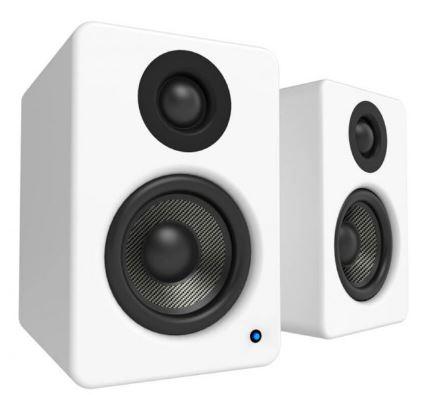 רמקולים למחשב Kanto YU2 Powered Desktop Speakers 100Watts 3.5mm Matte White