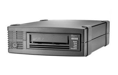 טייפ גיבוי חיצוני HP StoreEver LTO-7 Ultrium 15000 External Tape Drive