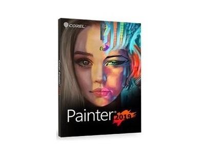 תוכנה לעריכת תמונות קורל פיינטר 2019 גרסת שדרוג  Corel Painter 2019 Upgrade