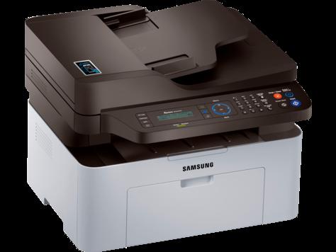 מדפסת לייזר משולבת העתקה,סריקה,פקס Samsung SS296B Xpress SL-M2670FN MFP 1200dpi USB 2.0
