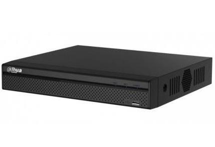 מערכת הקלטה עצמאית ל-4 מצלמות Dahua HCVR5104H-4M DVR (1U) 4K Real Time 1TB HDD HDCVI 4MP 4Port Standalone HDMI