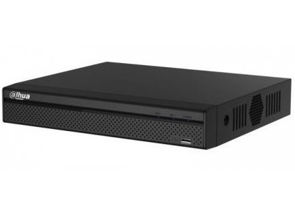מערכת הקלטה עצמאית ל-8 מצלמות Dahua NVR4108HS-4KS2 NVR (Mini 1U) Real Time 1TB HDD 8MP 8Port Standalone HDMI