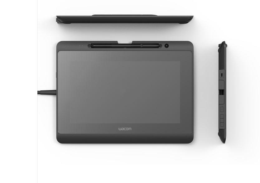 לוח לחתימה דיגיטלית מסך אינטראקטיבי Wacom DTH-1152 10.1'' Interactive Pen Display