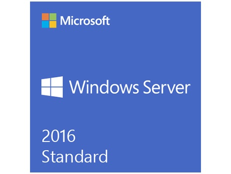 מערכת הפעלה לשרתים מיקרוספט Microsoft Windows Server Standard 2016 64Bit English