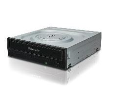 צורב פיוניר DVD פנימי שחור Pioneer DVR-S21WBK 24X Internal DVD Writer