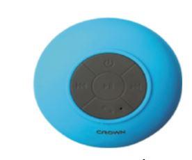 רמקול נייד קראון כולל דיבורית Crown MA960D Bluetooth