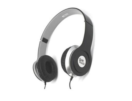 אוזניות סטריאו למחשב ללא מיקרופון גולד טאצ Gold Touch HYG-760 3.5mm Jack