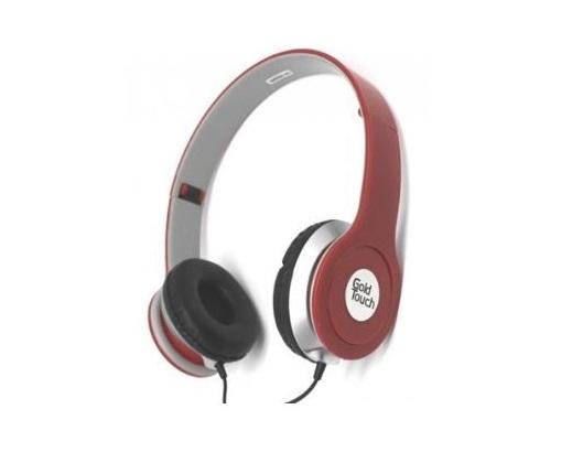 אוזניות סטריאו למחשב ללא מיקרופון גולד טאצ Gold Touch HYG-750 3.5mm Jack