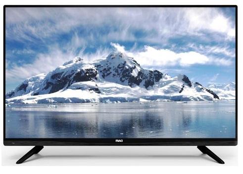 מסך טלוויזיה חכמה רמקולים מאג Mag Smart TV CR32-SMART 32'' HD 178°/178° 1:5,000,000 WiFi