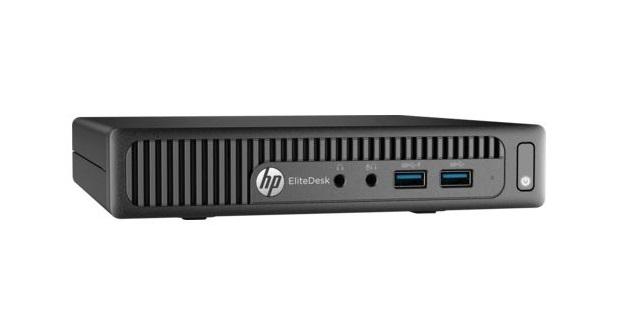 מחשב נייח מחודש HP 705 Tiny A8-8670E 3.3GHz 4GB 64GB SSD Win 10 Pro