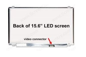 מסך למחשב נייד 15.6 Oem Led slim 30pin Full HD IPS NV156FHM-N42 inches
