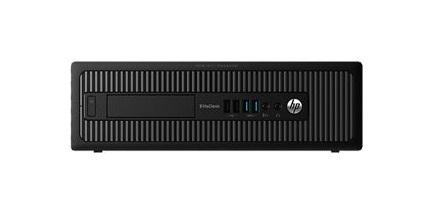מחשב מחודש מיני HP G1 800 SFF Intel Core i5 4th 4GB 500GB Win 7 Pro