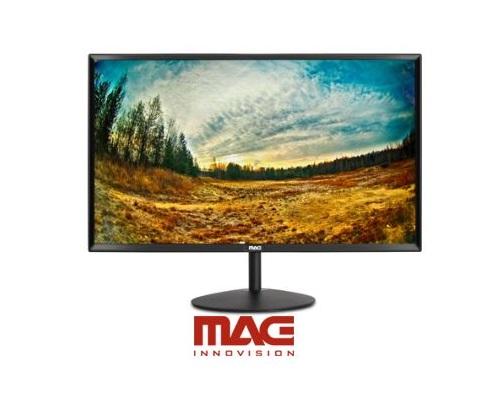 מסך מחשב מאג דק רחב כולל רמקולים Mag S22HDS 21.5'' Full HD Wide 2ms 1:5,000,000 LED HDMI