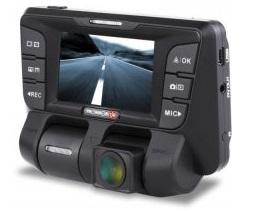 מצלמת דרך לרכב מצלמת וידאו דו כיוונית לרכב ביחידה אחת  ''2.7 Proviosion PR-3500CDV 1080P Full HD
