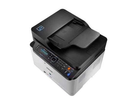 מדפסת לייזר משולבת העתקה,סריקה,פקס Samsung SS256B SL-C480FW MFP 600dpi USB 2.0
