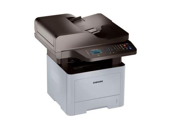 מדפסת לייזר משולבת העתקה,סריקה,פקס Samsung SS389C SL-M4070FR MFP 1200dpi USB 2.0